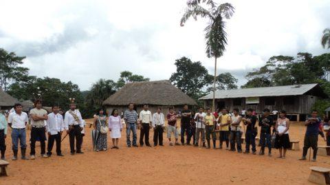 Pueblo Sarayaku continuará socializando su proceso de lucha mientras espera resolución de Corte Interamericana de Derechos Humanos