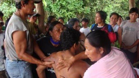 El Gobierno nacional agrede al Pueblo kichwa de Sarayaku