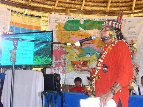 Asamblea General del Pueblo Kichwa Sarayaku