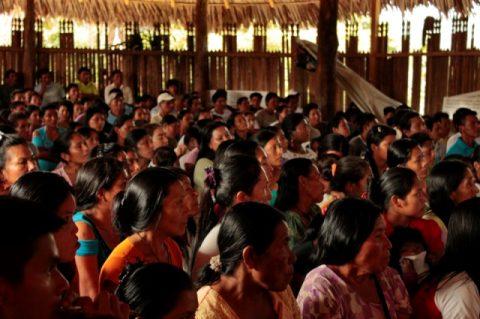 Se alistan últimos preparativos para la visita de la Corte  IDH a Sarayaku