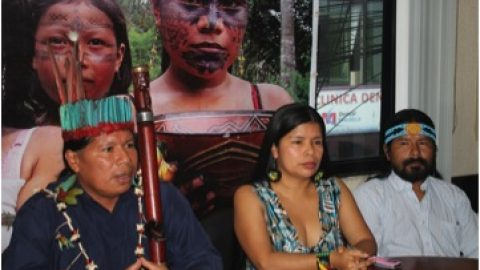 SARAYAKU: retumbaran los tambores en la Selva