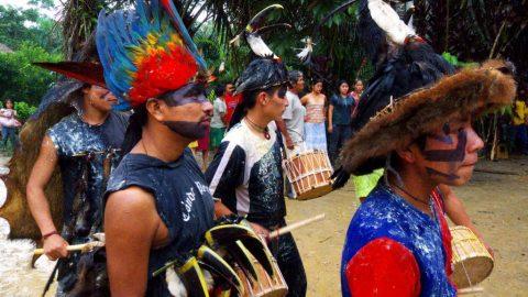 Sarayaku celebra sentencia histórica.