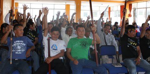 Sarayaku estará  presente  en el congreso plurinacional