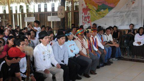 Nacionalidades Amazónicas rechazan XI ronda petrolera