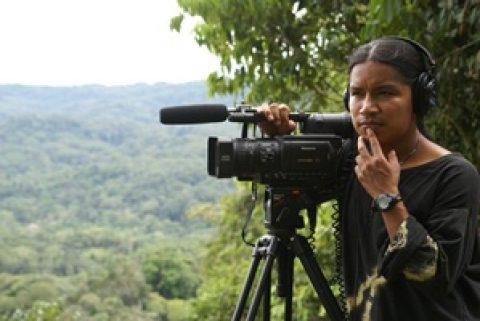 La comunidad indígena de Sarayaku y amnistía internacional ganan un premio cinematográfico