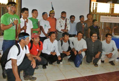Acuerdos y resoluciones de la gran Asamblea ordinaria del pueblo kichwa de Sarayaku