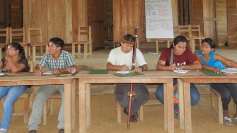 Declaración  del consejo político de los pueblos de la cuenca del Bobonaza en defensa de la vida.