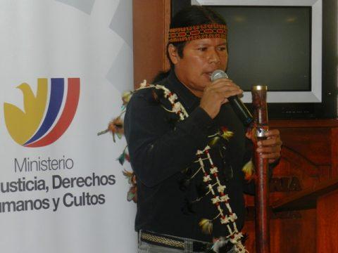 Sarayaku ratifica pedido de que Presidente de la República ofrezca disculpas públicas