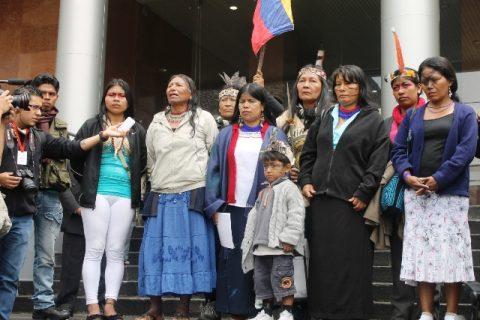Mujeres Amazónicas esperan pronunciamiento de Asamblea