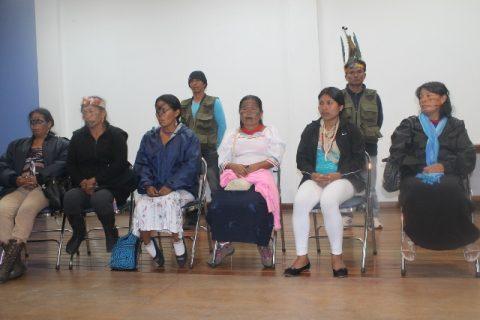 Mujeres Amazónicas resistirán desde sus territorios