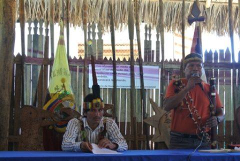 Encuentro de integración y confraternidad de Pueblos y Nacionalidades de la provincia de Pastaza