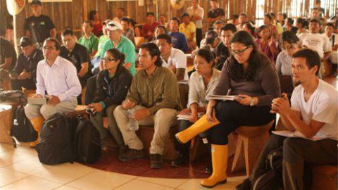 Cuarta reunión sobre el cumplimiento de la Sentencia Pueblo Indígena Kichwa de Sarayaku vs. Estado Ecuatoriano