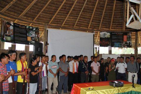 Aclaración de Sarayaku sobre las versiones vertidas por el presidente Rafael Correa y el comando conjunto de la fuerza armada.