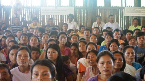 Camino al VII Congreso Sumak Kawsay – Pueblo Originario Kichwa de Sarayaku