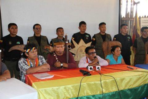"""Acción urgente ejercito prepara un ataque eminente denominado """"limpieza a Sarayaku"""
