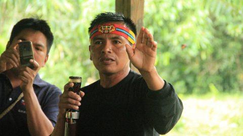 Pronunciamiento del Pueblo de Sarayaku