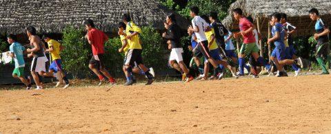 Club Deportivo Sarayaku inicia su camino hacia la Primera ¨B¨