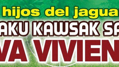 Por primera vez en la historia de los Pueblos Indígenas, Sarayaku desde la Amazonia Ecuatoriana ha decidido lanzar su mensaje de vida y defensa de la Kawsak Sacha – Selva Viviente a través del rey de los Deportes, el futbol.