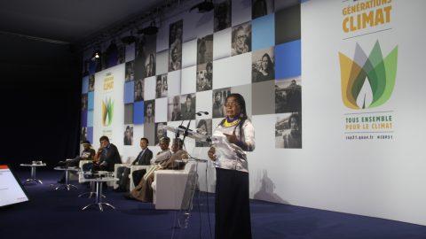La visión de los Pueblos Indígenas para hacer frente al cambio climático.