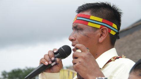 Convocatoria a la Asamblea Ordinaria del Pueblo de Sarayaku.