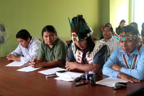 Pronunciamiento de Pueblos y Nacionalidades indígenas en resistencia de la Provincia de Pastaza y Morona Santiago.