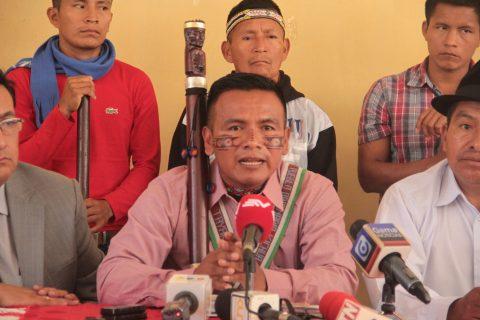 Pronunciamiento Publico del Pueblo de Sarayaku.