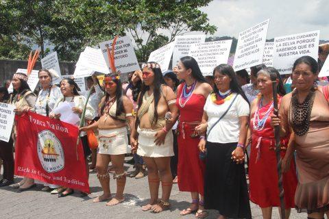 Marcha de las Mujeres por la Vida