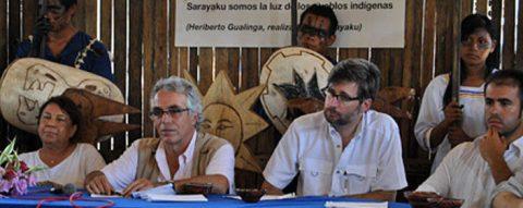 Sarayaku Vs. Ecuador. es 3 de mayo del 2016