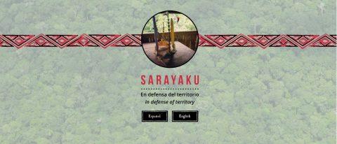 Sarayaku: en defensa del territorio