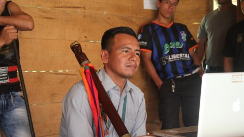 Sarayaku, ante la emergencia en la Amazonía