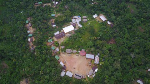 Invitación a la transmisión en vivo de la supervisión del caso Sarayaku