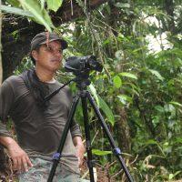 Eriberto Gualinga Cineasta de Sarayaku