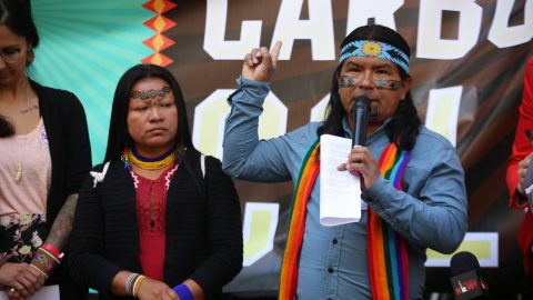 Carta abierta de Pueblos indigenas del mundo al Gobernador de California y al grupo de trabajo de los gobernadores para el clima y los bosques