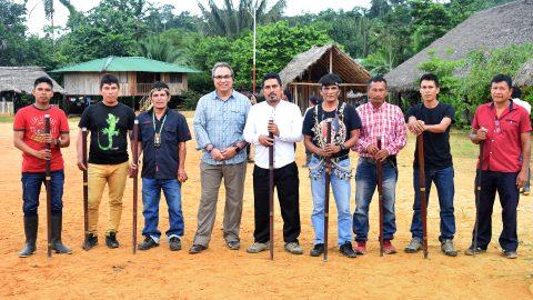 II encuentro global de lideres indígenas en defensa y protección de los territorios