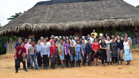 Ejes, temas y reflexiones del II encuentro global de líderes indígenas en defensa y protección de los territorios