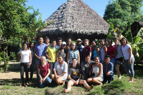 Diálogo intercultural de Jóvenes Bolivia – Alemania – Ecuador.
